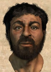 Face of Jesus - forensic reconstruction